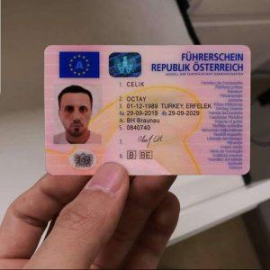 Führerschein Österreich AT