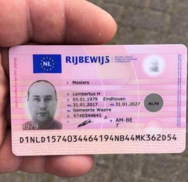 holland führerschein